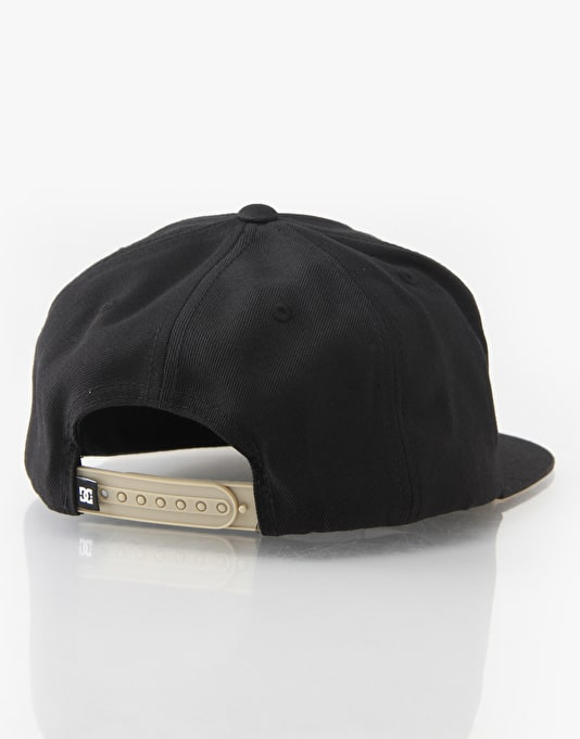 DC Swifty Snapback Cap
