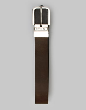 Levis Reversible Core Leather Belt - Black/Brown