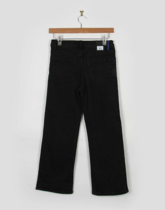 Route One Regular Fit Boys Jeans - Black
