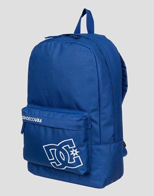 DC Bunker Solid Backpack - Surf The Web