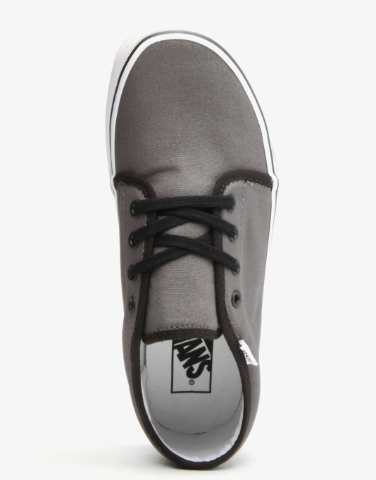 Vans 106 Vulc Skate Shoes - Grey