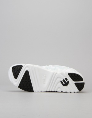 Etnies x Grizzly Scout Shoes - White