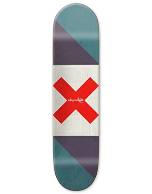 Chocolate Roberts Battle Flag Pro Deck - 8