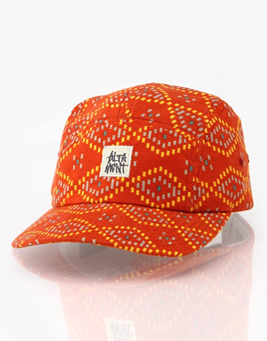 Altamont Ruggy 5 Panel Cap