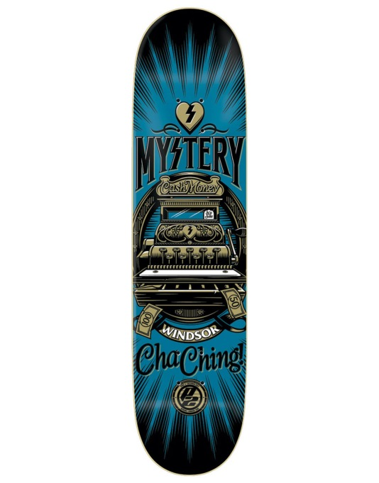 Mystery James Cha Ching P2 Pro Deck - 8""