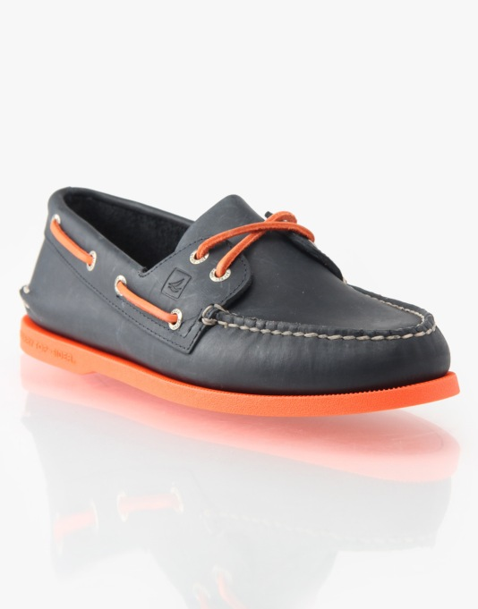 Sperry A/O 2 Eye Neon Shoes