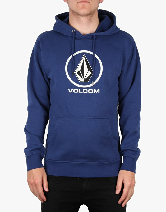 Volcom Seven Stones Pullover Hoodie - Blue