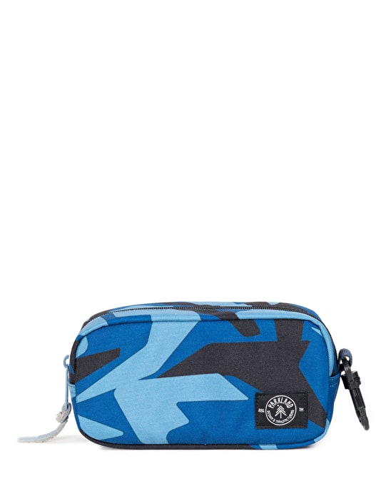 Parkland High Point Pencil Case - Blue Geo Camo