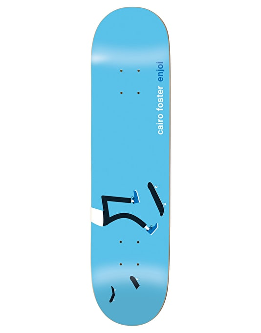 Enjoi x Jim Houser Foster Pro Deck - 8""