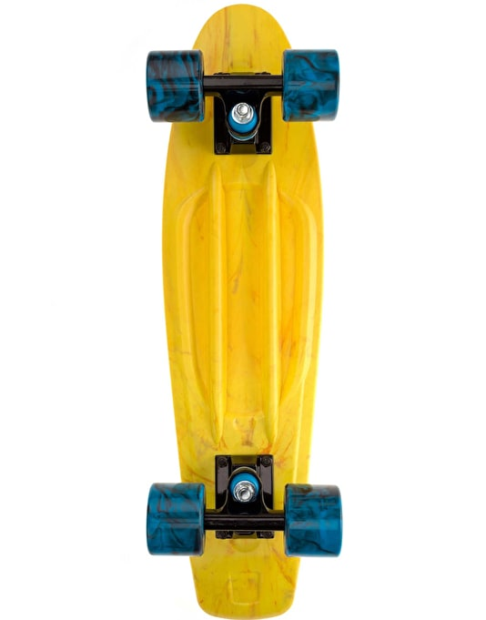"Long Island Buddy Ice Cream Series Cruiser - 22"" - Ice/Yellow"