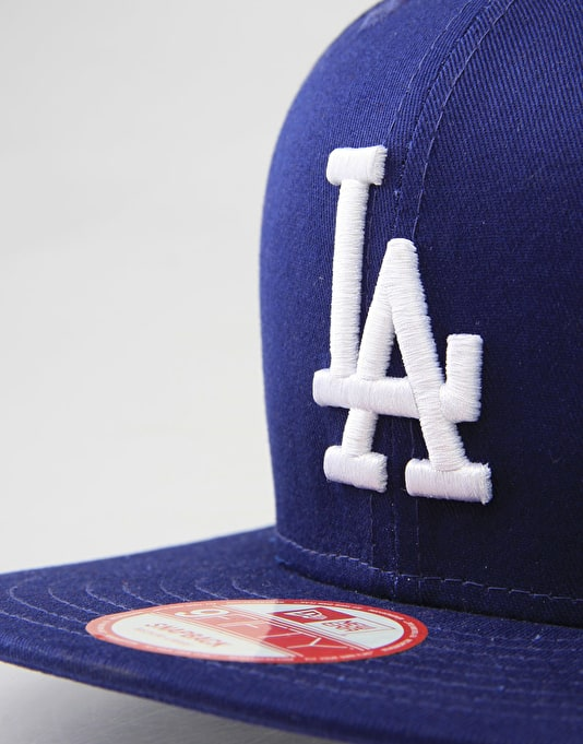 New Era MLB LA Dodgers Snapback Cap