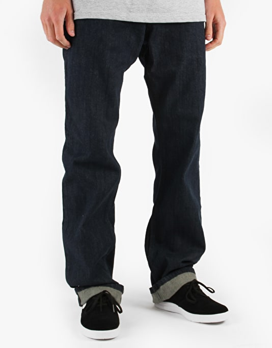 Etnies Straight Fit E Denim Pants