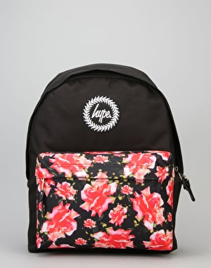 Hype Rosefield Backpack - Black/Multi