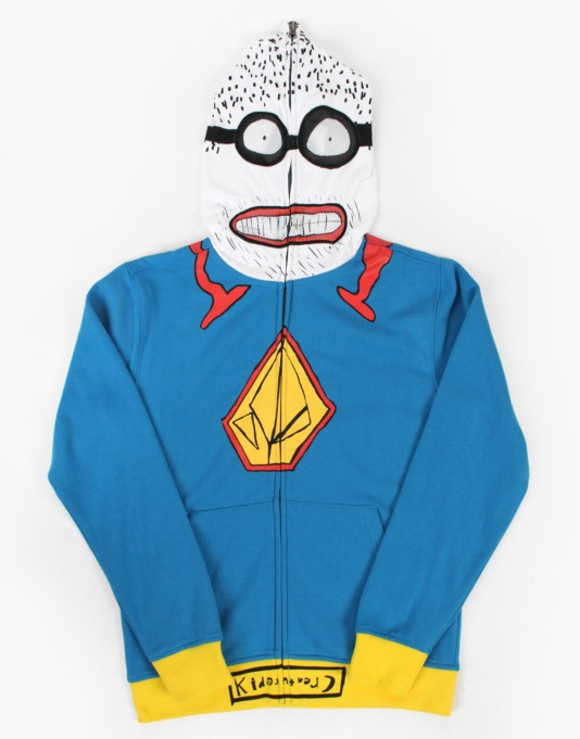 Volcom Super Kreature Boys Zip Hood