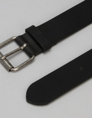 Levis Core Big Leather Belt - Regular Black