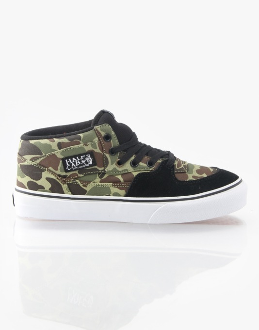 Vans Half Cab Boys Skate Shoes