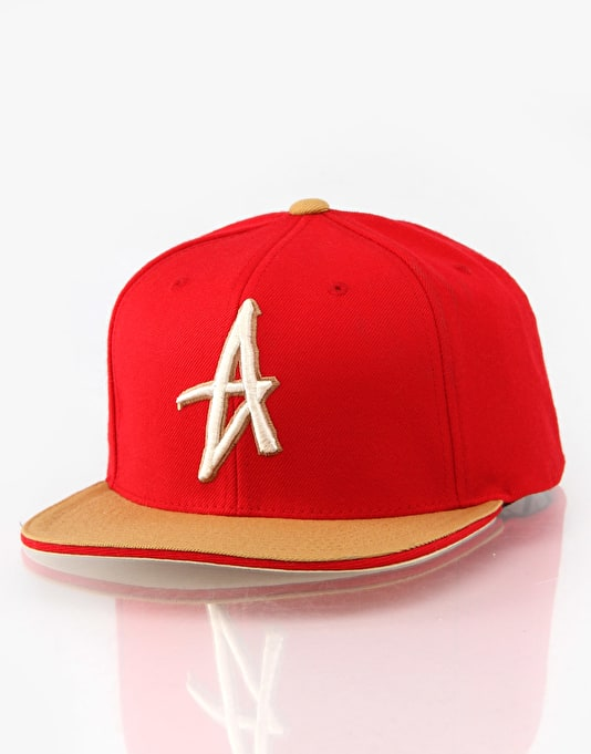 Altamont The Wood Snapback Cap