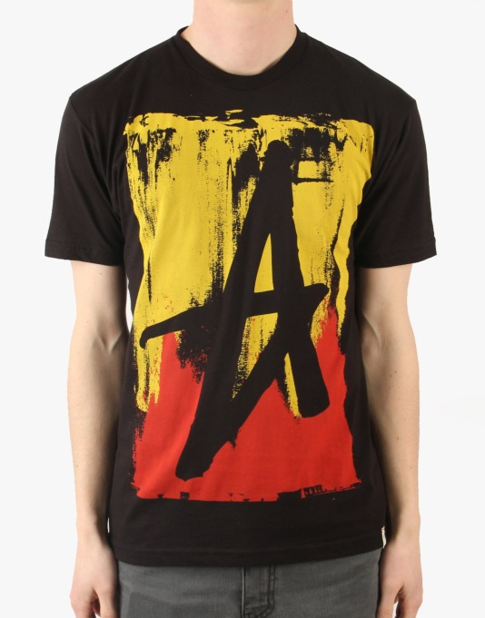 Altamont Smeared T-Shirt