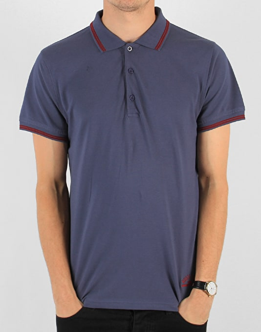 Route One Polo Shirt - Blue