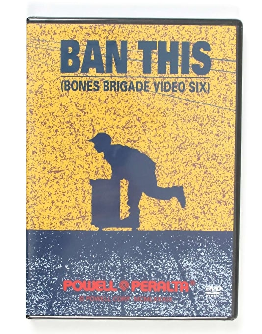 Powell Peralta Ban This DVD