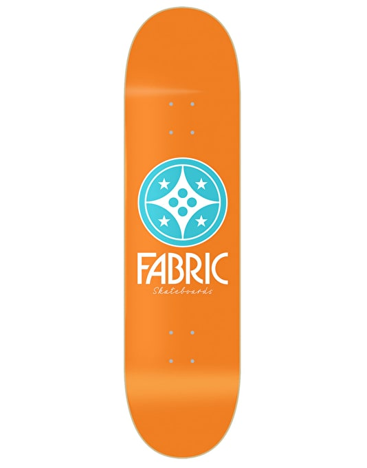 Fabric Device Logo Team Deck - 7.75""