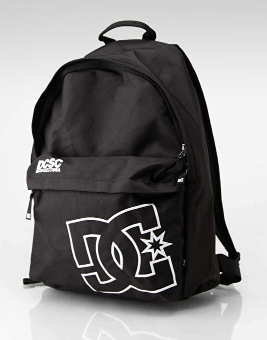DC Borne Solid Backpack - Black