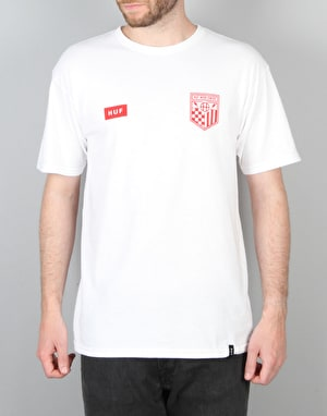 HUF Worldwide Team T-Shirt - White
