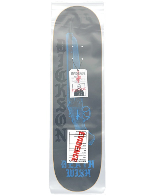 Deathwish Dickson Deadly Intent Pro Deck - 8""