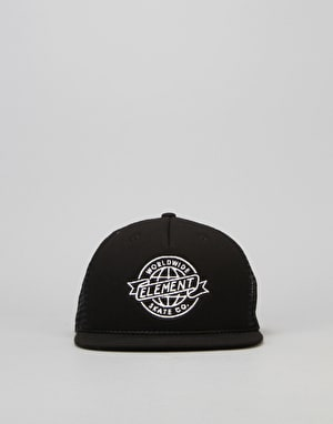Element Skate-Co Mesh Cap - Flint Black