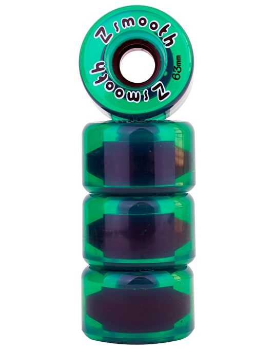 Z-Flex Z-Smooth Wheels - 63mm/78a