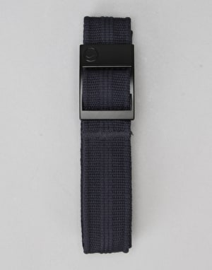 Volcom Step Over Web Belt - Navy