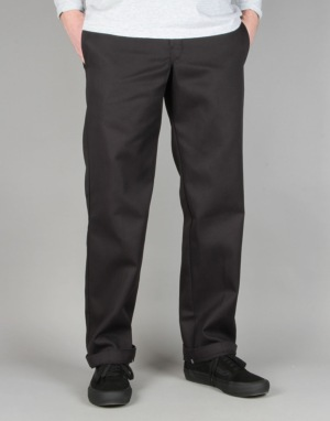 Dickies 873 Slim Work Pants - Black