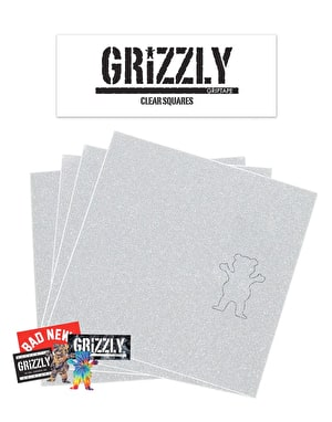 Grizzly Clear Squares 9
