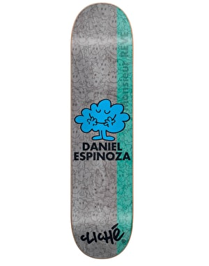 Cliché x Mr. Men Espinoza Monsieur Madame Pro Deck - 8.125