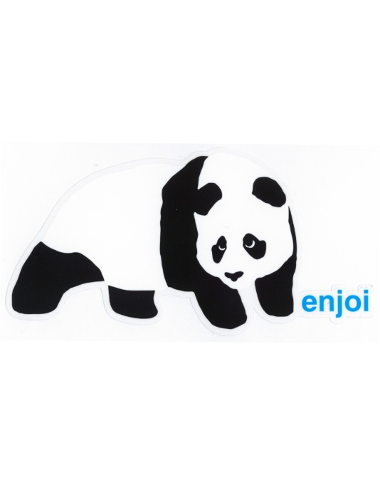 Enjoi Brand Panda Sticker