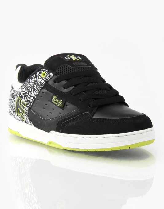 Etnies x Famous Cartel Twitch Skate Shoes