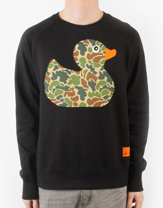 A Thousand Thankyous Duck Hunt Sweatshirt