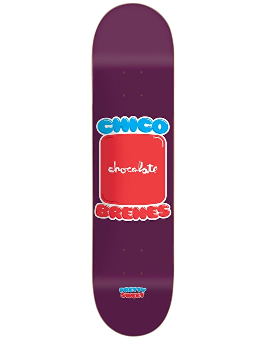 Chocolate Brenes Pretty Sweet Pro Deck - 8""
