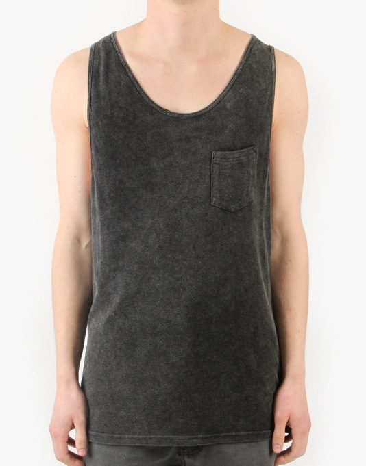 Afends Pocket Singlet Tank