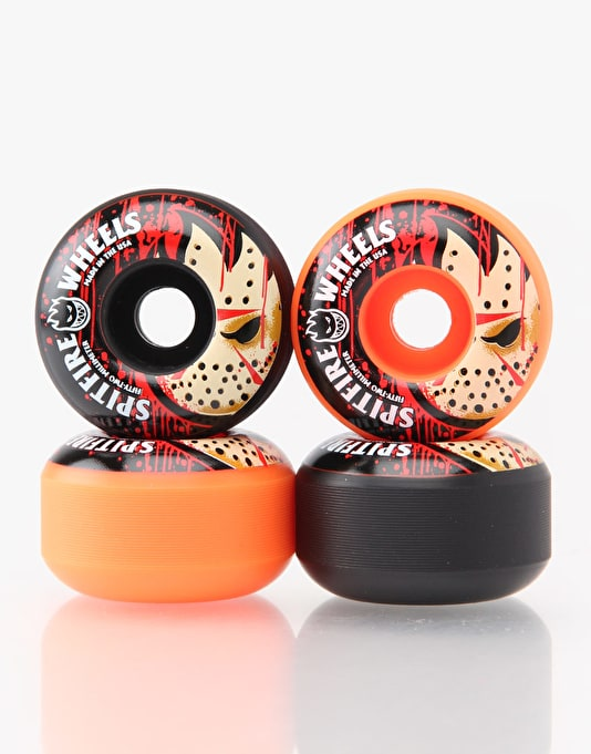 Spitfire Horror Mash Up Team Wheels - 52mm