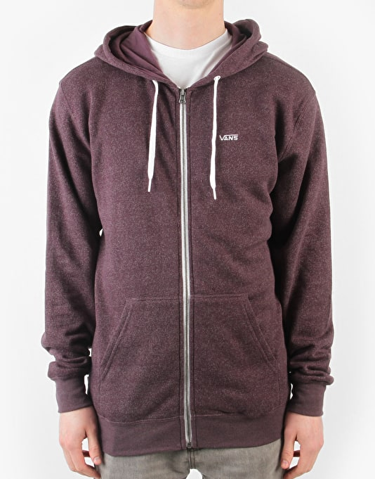 Vans Core Basics Zip Hood