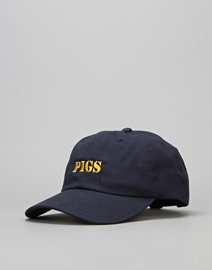The Hundreds Pigs Cap - Navy