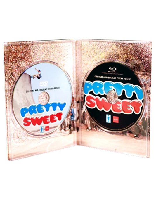 Girl & Chocolate Pretty Sweet Special Edition DVD/Blu Ray