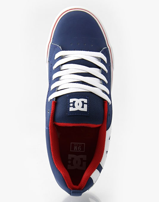 DC Court Vulc Skate Shoes
