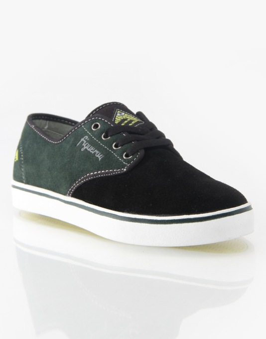 Emerica x Baker Figueroa Laced Skate Shoes