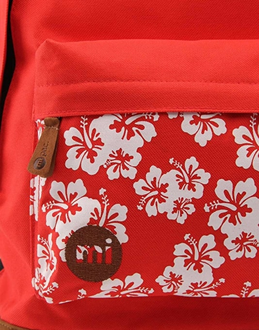 Mi-Pac Aloha Backpack - Bright Red