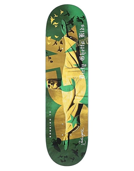 DGK Rodrigo TX City of Dreams Pro Deck - 8.38""