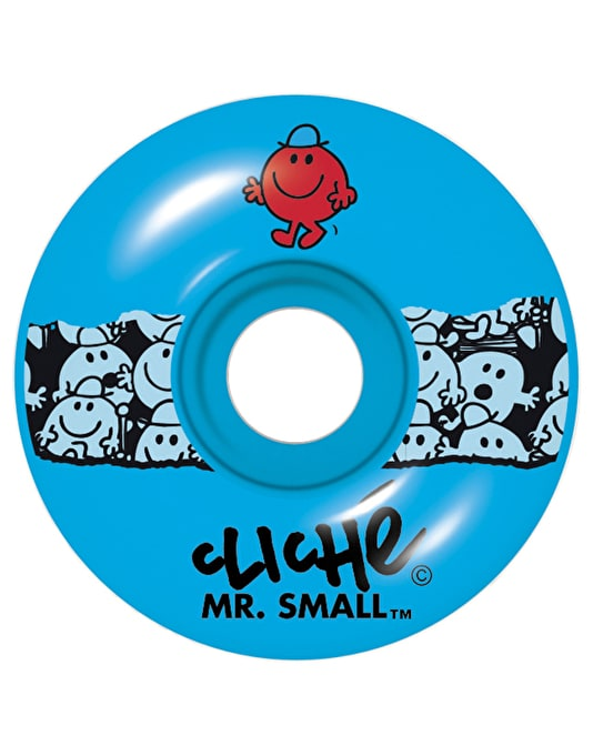 Cliché x Mr. Men Mr. Small Micro Complete - 6.75""