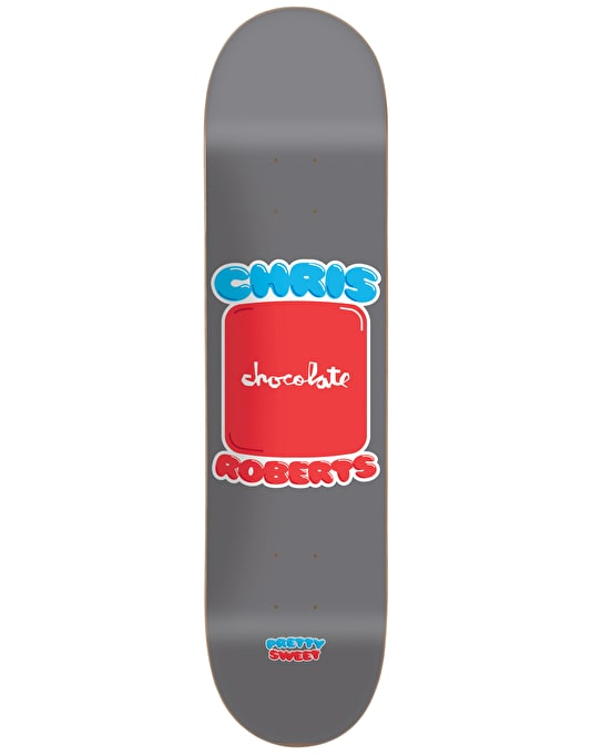 Chocolate Roberts Pretty Sweet Pro Deck - 8""