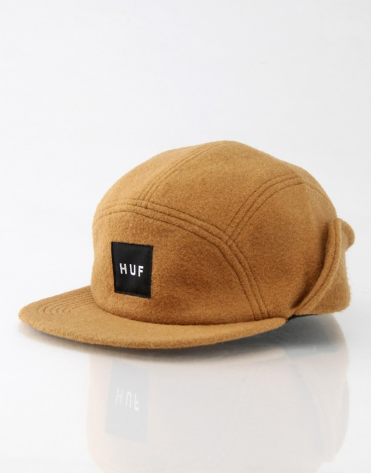 HUF Junction Down Flat 5 Panel Cap